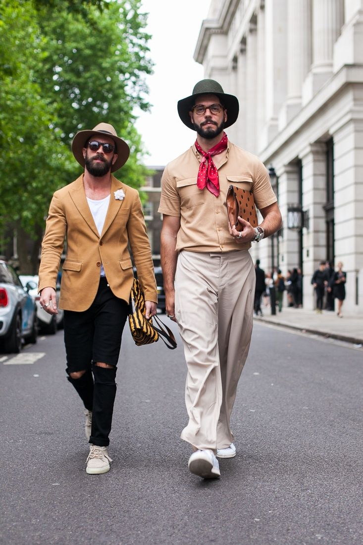 London Collections Men SS16 Street Style - Blog do Kadu - Men's Street Style