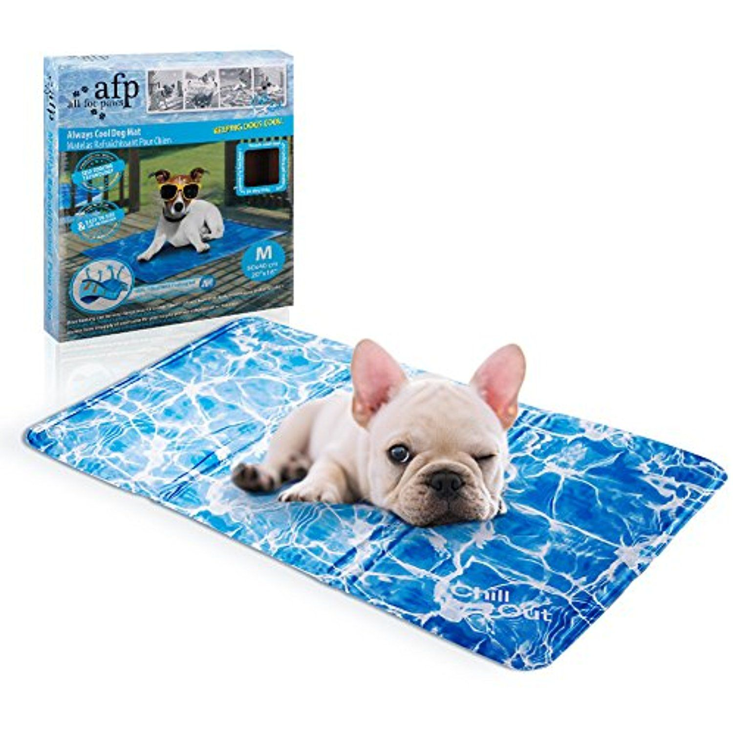 mat for cool always materassino dog rinfrescante imac dogs cushions en cooling mats toys