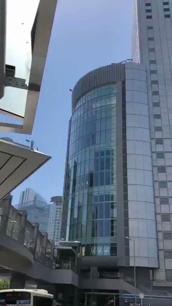 飛び降り動画