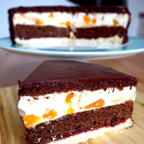 Mandarinentorte Rezept Kuchen Ohne Backen Kuchen Und Torten