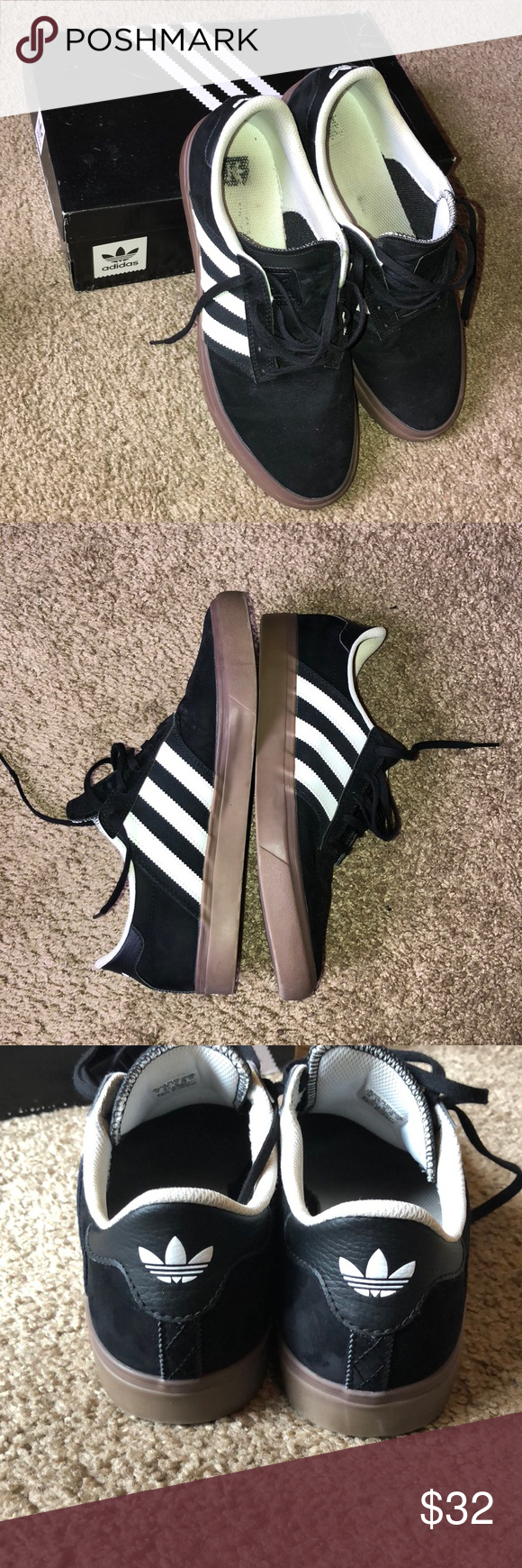 adidas seeley shoes size 10