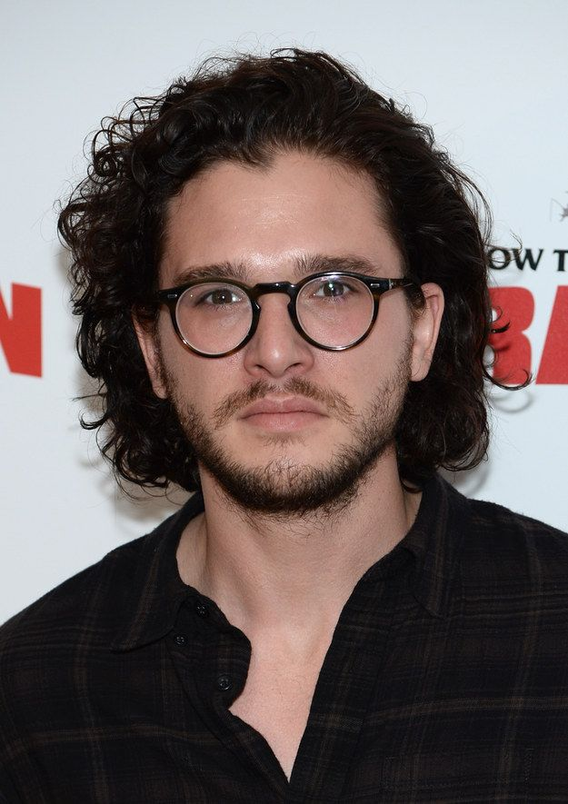 When I Say Kit Harington Latest Men Hairstyles Celebrity Hairstyles