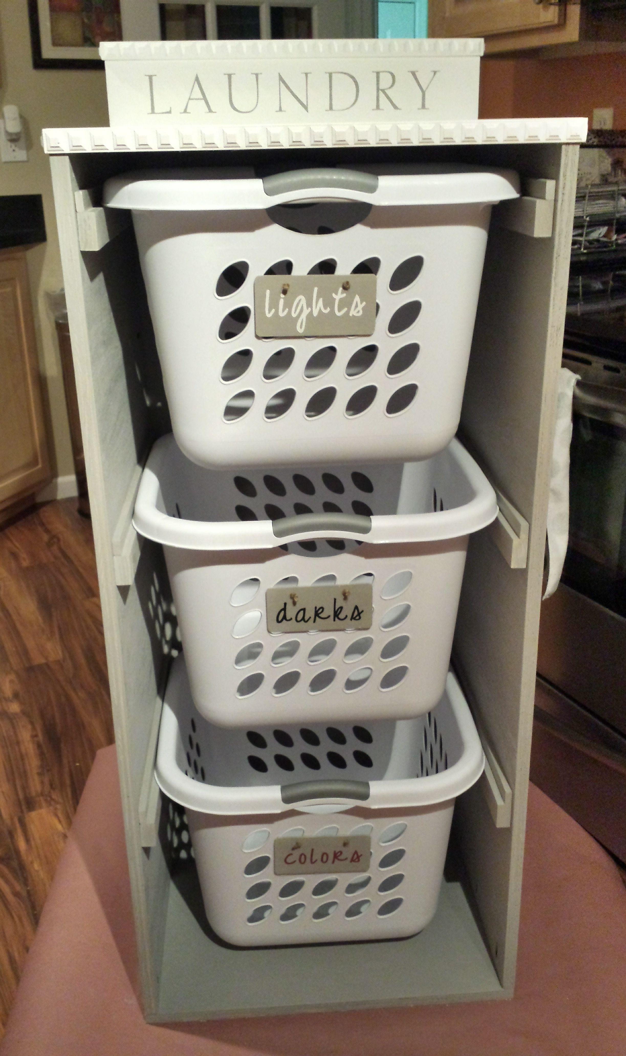 30 Great Shoe Storage Ideas Every People Will Love Mit Bildern Waschekorb Kommode Diy Waschekorb