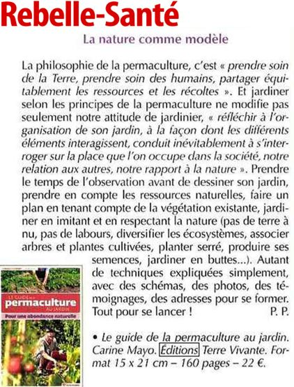 Le guide de la permaculture au jardin - Pour une abondance naturelle - Ou Trouver De La Terre De Jardin