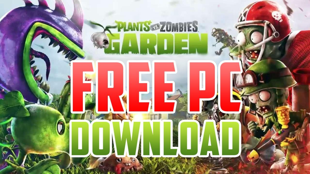скачать игру plants vs zombies garden warfare