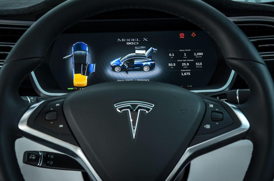 Tesla Model X Instrument Cluster Interior Design Styles Tesla Home Decor Styles