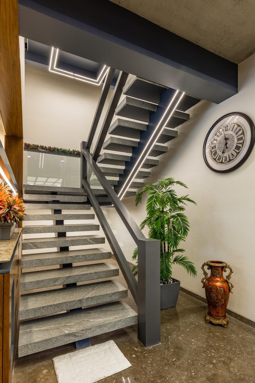 Mahadev Bungalow   Bungalow, Railing design, Stairs design
