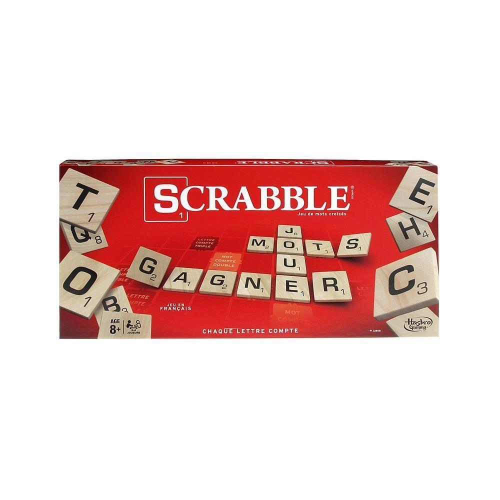 Scrabble Jeu De Societe Pour 8 Ans 27 99 Disponible En Boutique Ou Sur Notre Catalogue En Ligne Livra Jeux De Societe Enfant Jeux De Societe Boutique Jeux