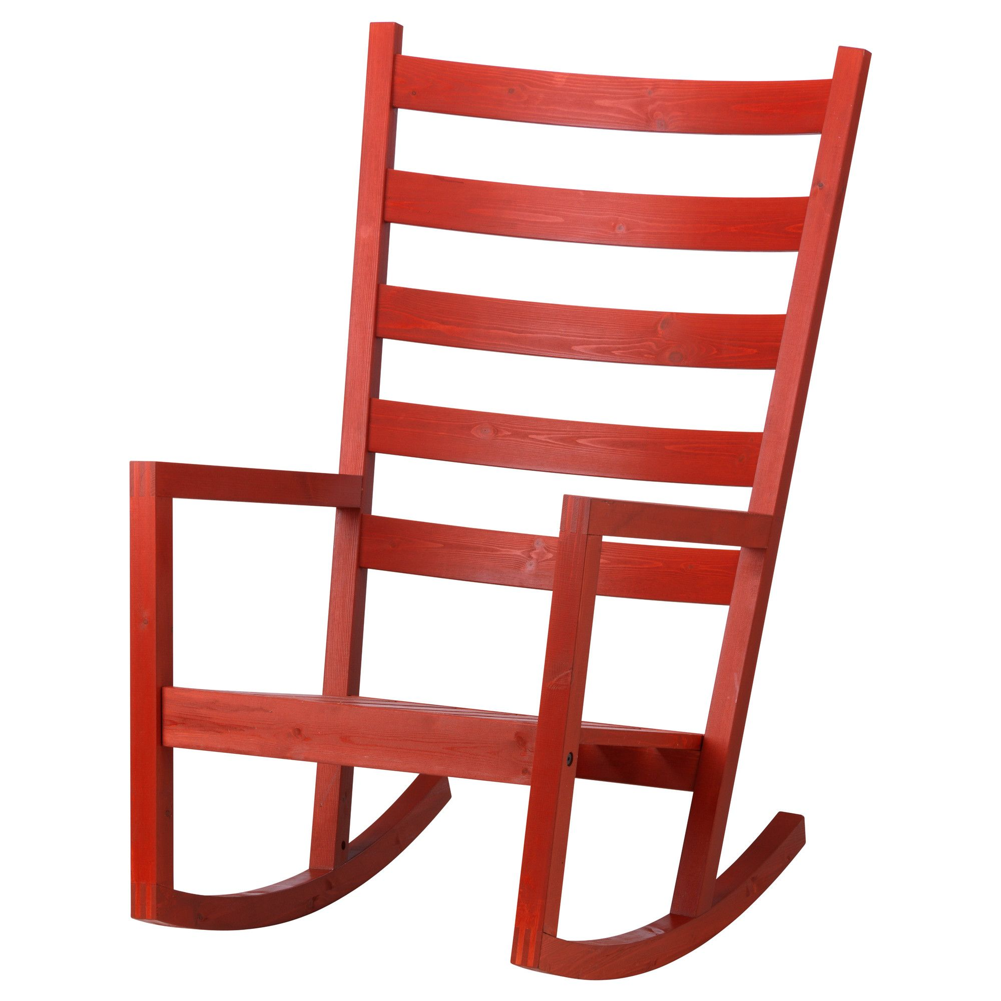 VÄrmdÖ Rocking Chair Red Ikea