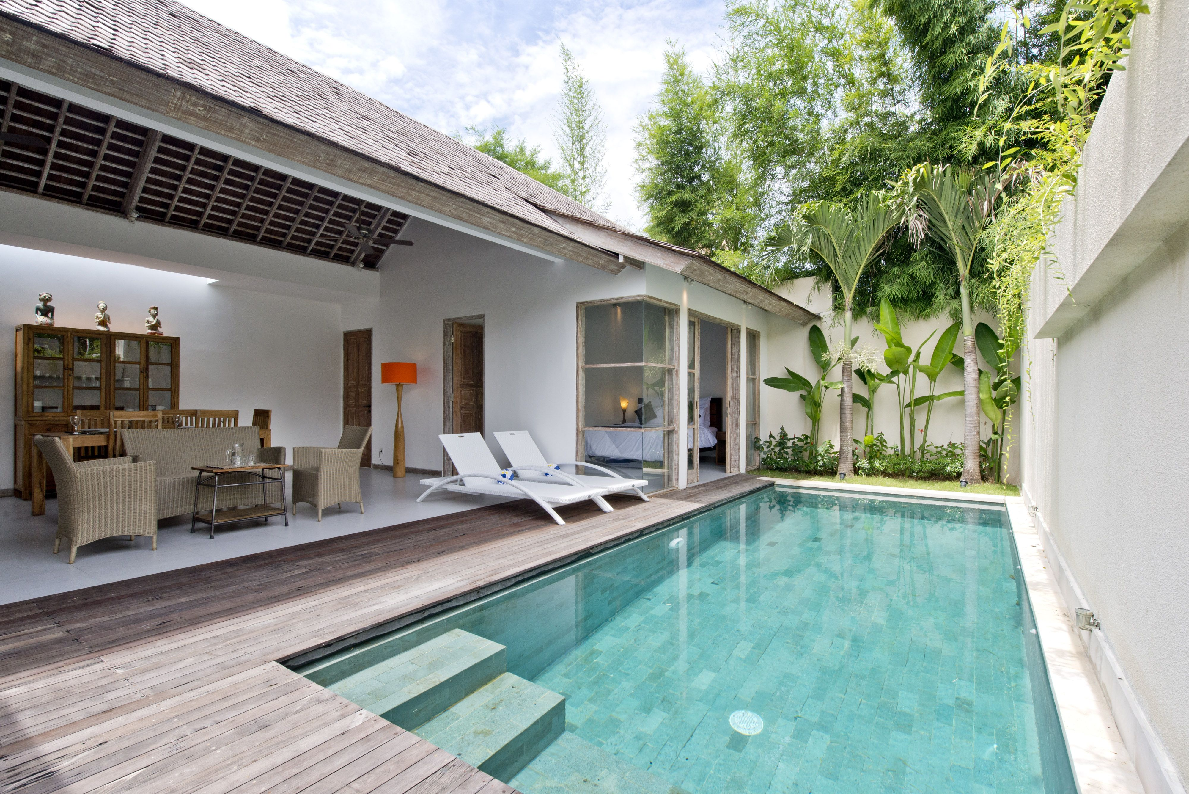 2 Bedroom Villa With A Private Swimming Pool At The Decks Bali Thedecksbali Villa Pool Bali Hol Villa With Private Pool Indoor Swimming Pools Resort Villa