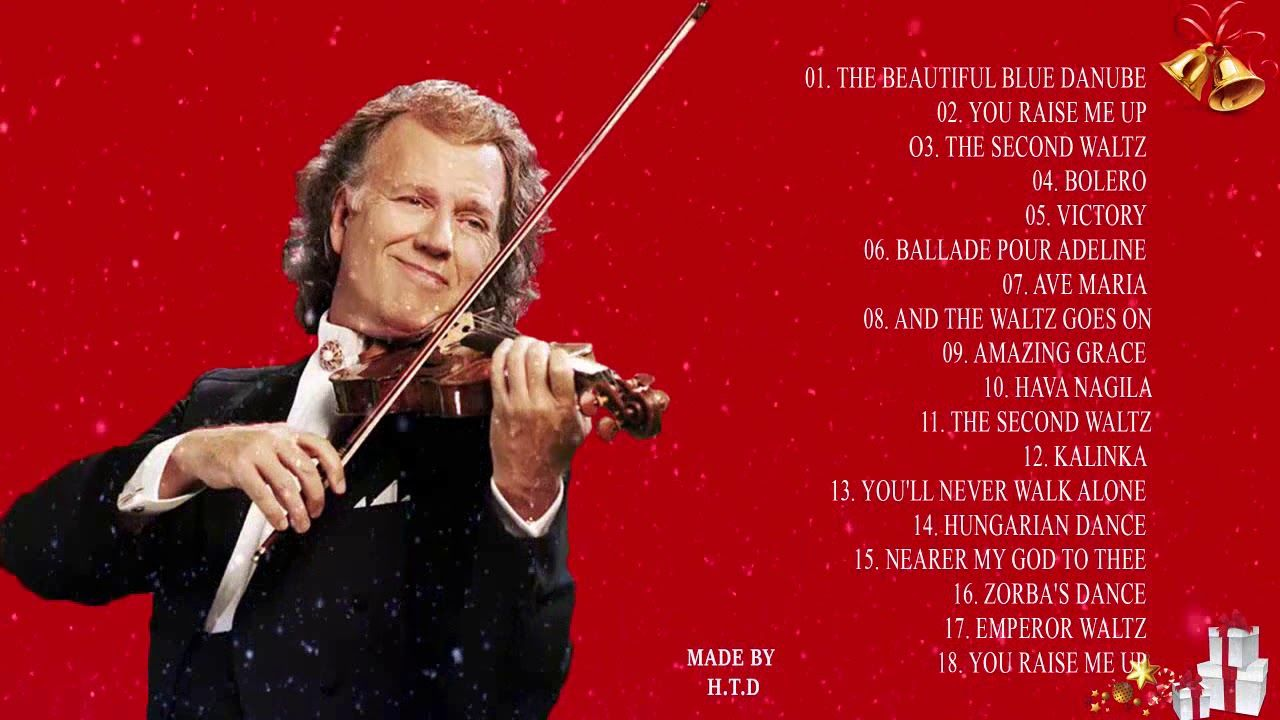 Andre Rieu's Christmas Collection 2019 Christmas Songs