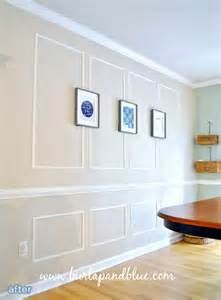 Room Dining Picture Moulding