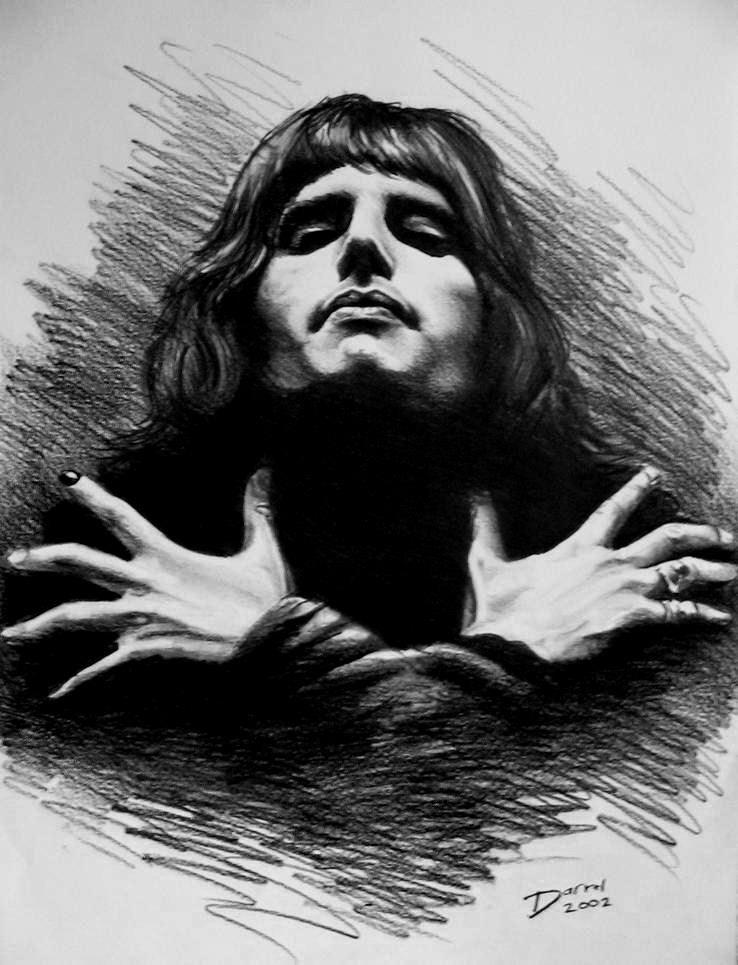 Freddie Mercury | Queens, Queen freddie mercury and Zeppelin