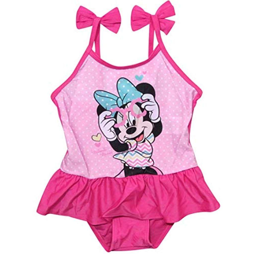 Minnie Baby M/ädchen Badeanzug