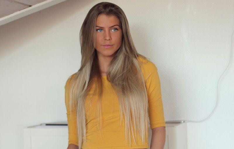 Aurora Mohn Stuedahl Hair Beauty Pinterest Blondes