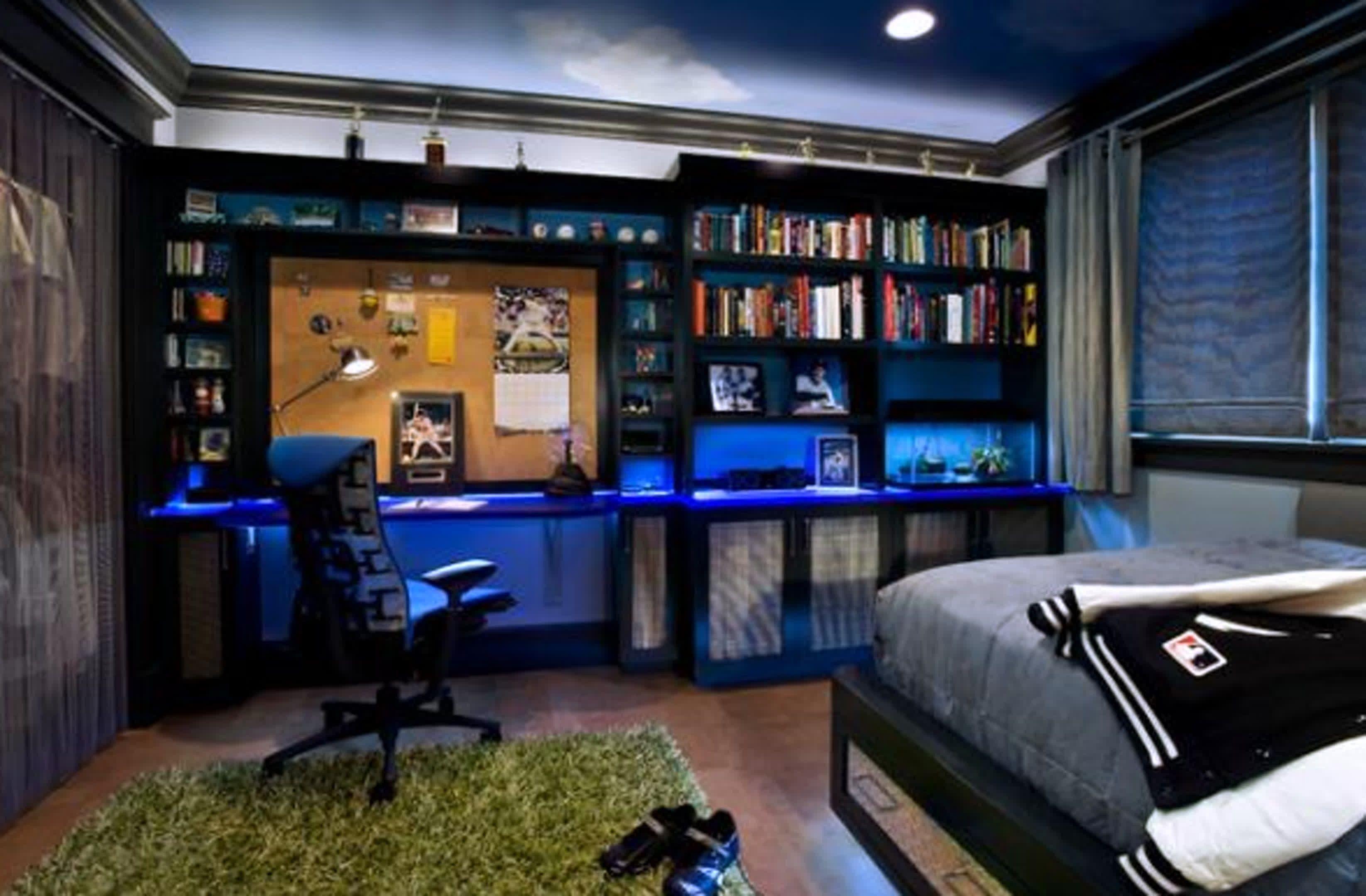 Cool Bedroom Ideas Wowruler Com Awesome Bedrooms Boy Bedroom Design Cool Boys Room