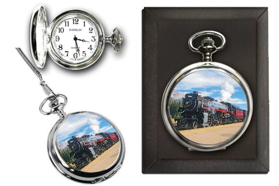 The Canadian Pacific '2816' Pocket Watch