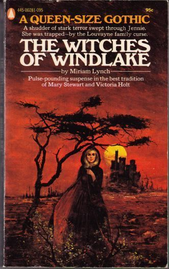 Paperback Miriam Lynch Witches Of Windlake Popular Library 190504