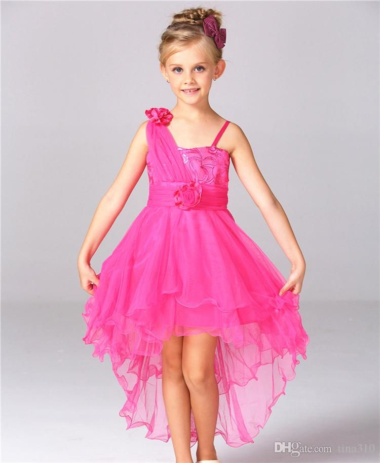 Venta al por mayor fábrica de 4 12 años Party Girl Dress 2016 nueva ...
