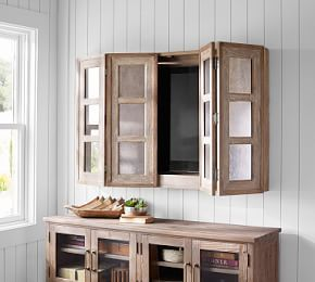 Mirror Cabinet Tv Covers Living Room Tv Tv Covers Home