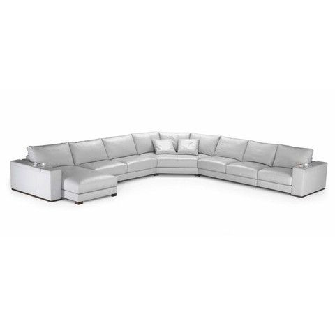 Natuzzi Italia Domino Sectional 2226 3 Outdoor Patio