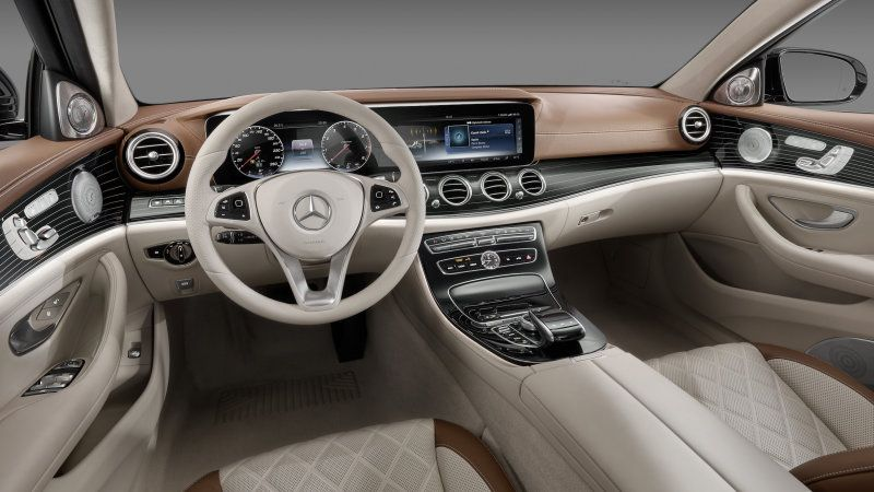 Image Result For Mercedes E Class Interior With Images