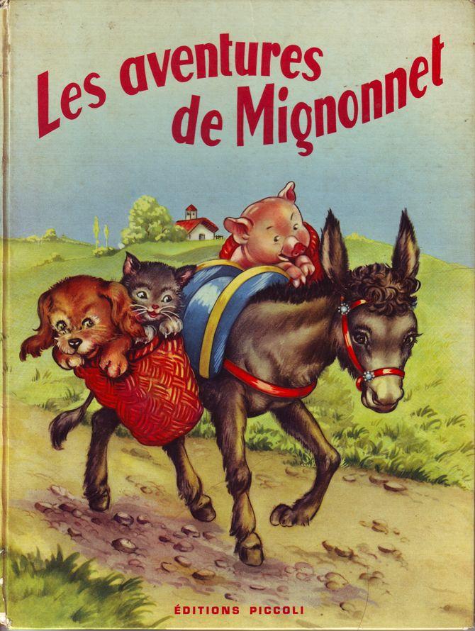 Les Aventures De Mignonnet