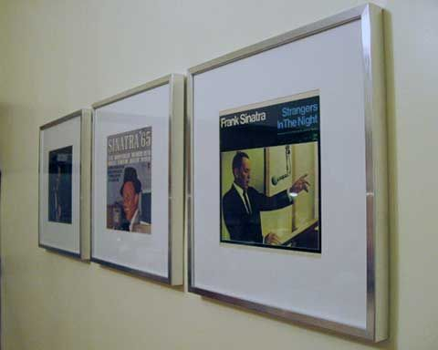 record frames