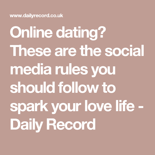 what to say on dating site