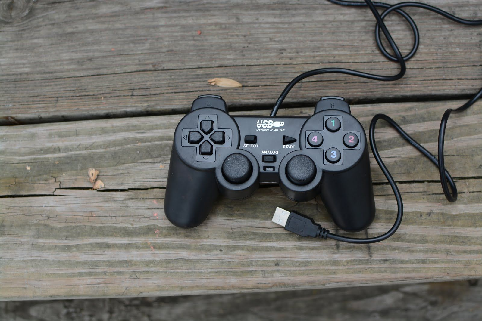 Game Controllers for Computer Laptop USB 3 0 Wired Dual