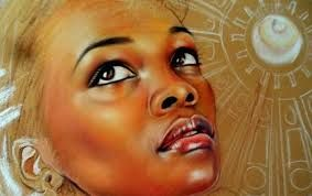 Claudy Khan Art Cerca Con Google Black Women Art Female Art