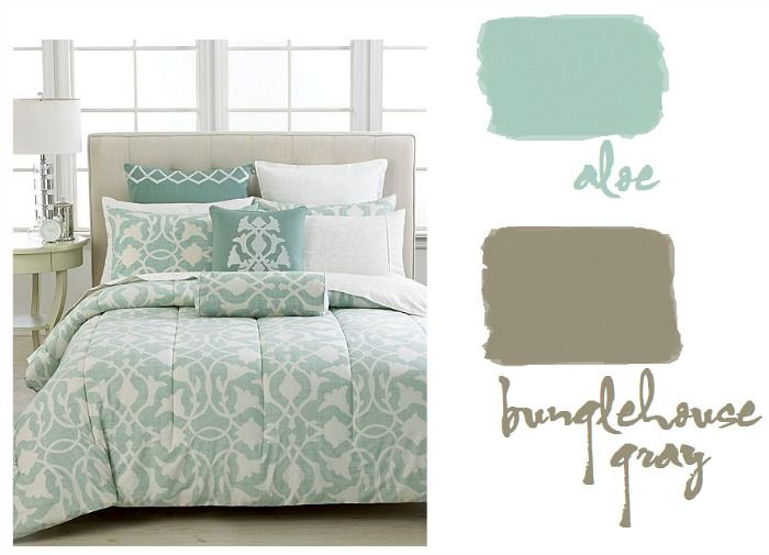 barbara barry celadon coastal paint colorsbedroom - Celadon Paint Color