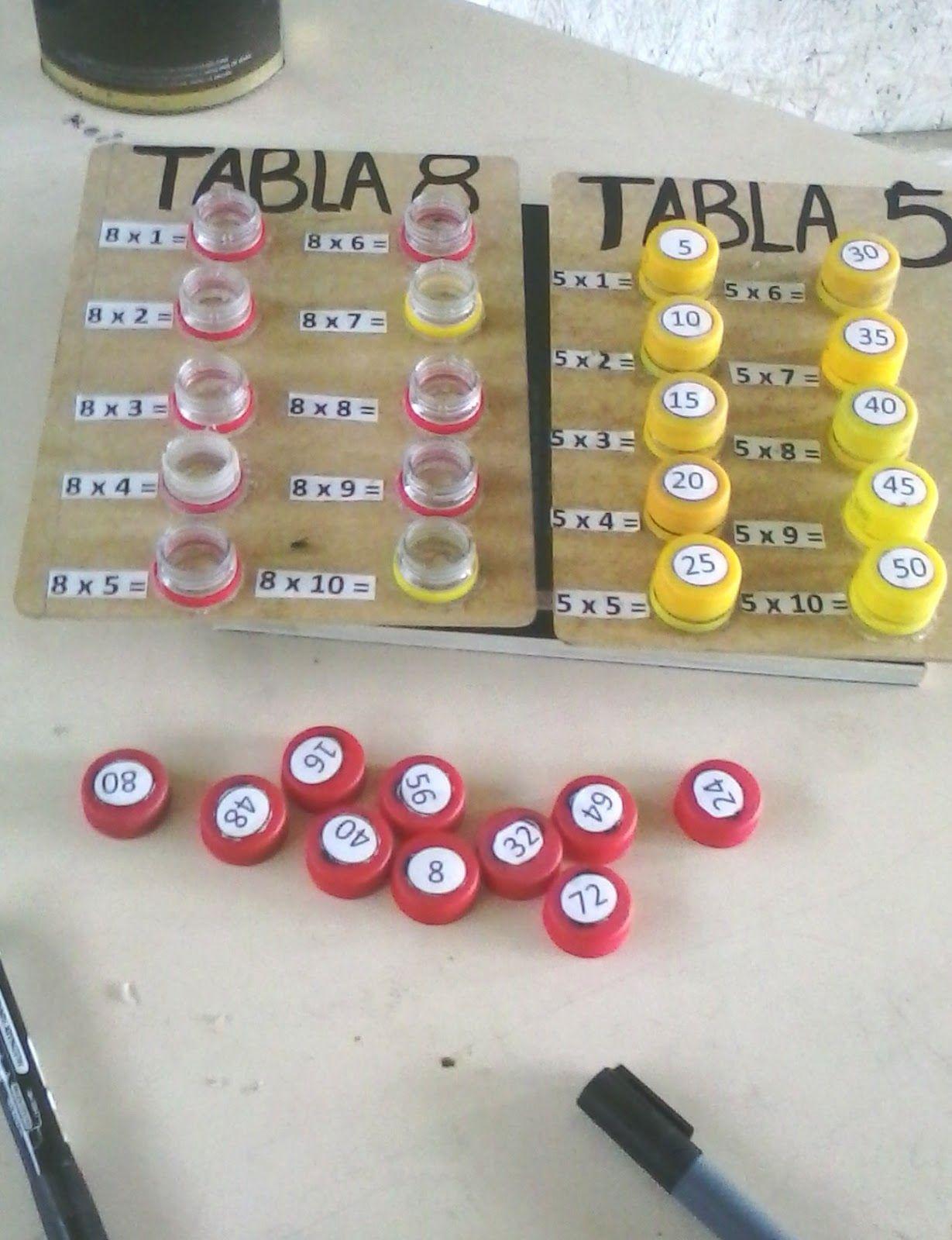 Resultado De Imagen Para Juego Enroscar Tapas De Botellas