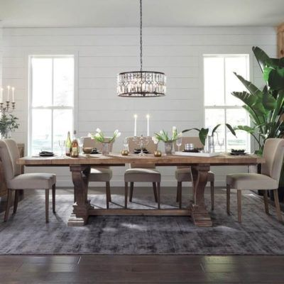 Alexander Extension Dining Table