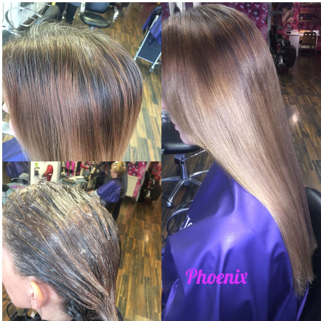 #colourmelt #colour #hair #blondehair #brownhair #bronde #stylist
