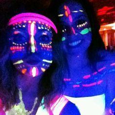 water rave party ideas - Google Search | Kaylas 'sweet sixteen ...