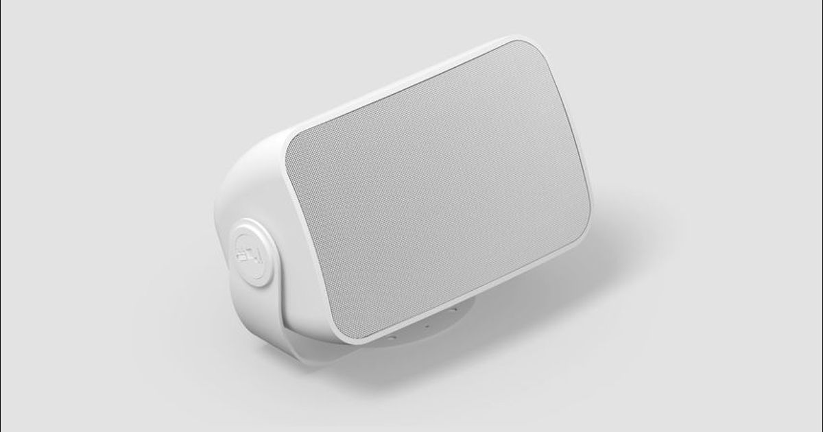 Sonos Architectural by Sonance Outdoor Speakers with