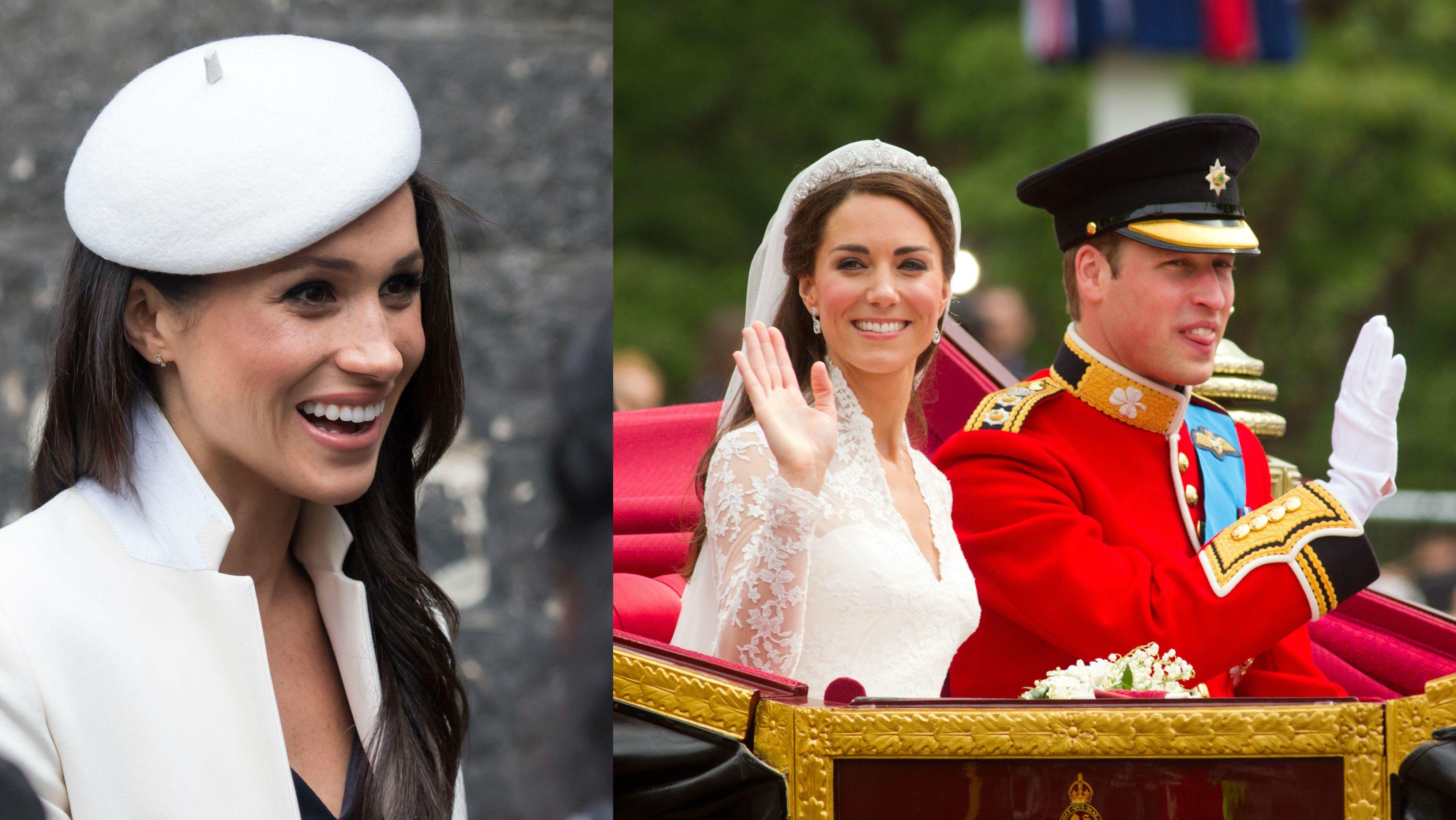 Meghan Markle Wont Wear Kate Middletons Wedding Tiara for an Obvious Reason forecast