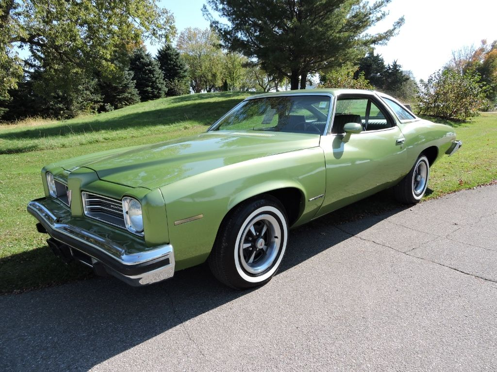 Used 1974 Pontiac Le Mans Sport Coupe for Sale in Greene IA 50636 ...