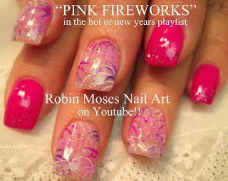 Nail-art by Robin Moses - http://yournailart.com/nail-art-by-robin-moses-9/ - #nails #nail_art #nails_design #nail_ ideas #nail_polish #ideas #beauty #cute #love