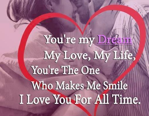You' re my