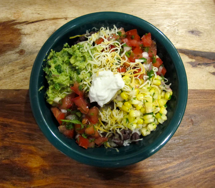 A Chipotle Burrito Bowl Recipe You Can Make At Home In 6 Easy Steps And No We Didn T Forget The Guac Chipotle Burrito Bowl Burrito Bowls Recipe Chipotle Burrito