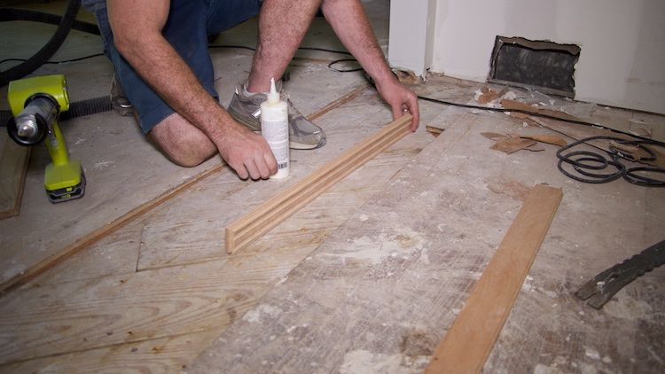 Restoring A Hardwood Floor Elbow Grease And Tool Rental Hardwood Floors Flooring Floor Restoration