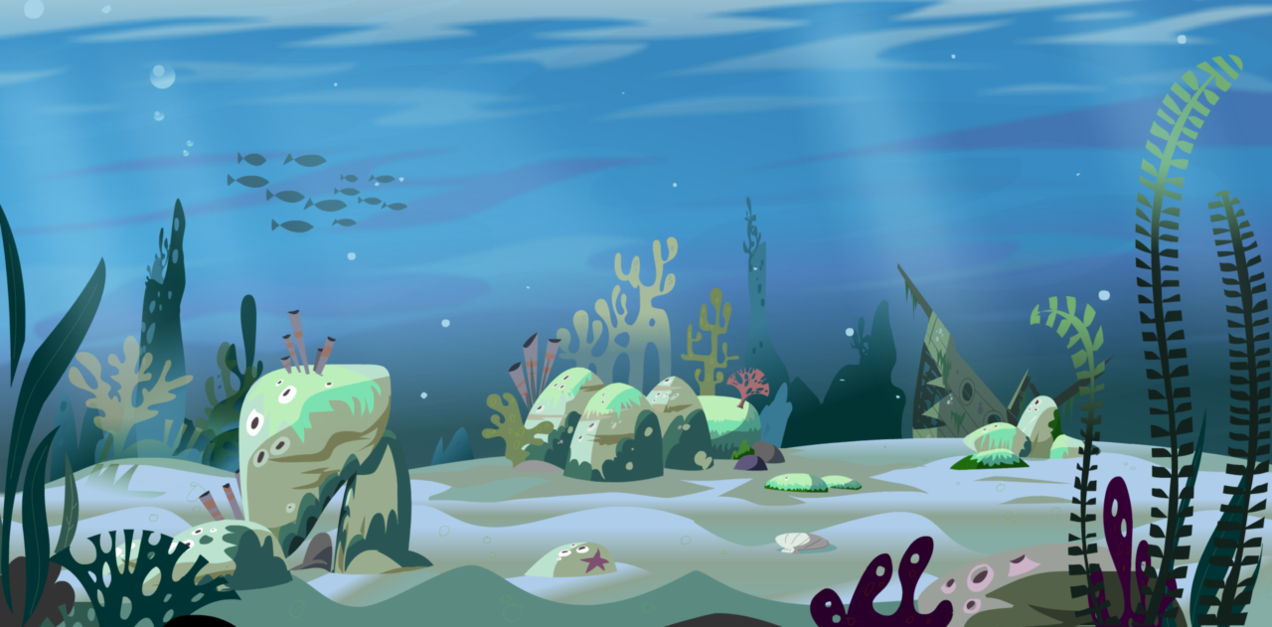 Art Under The Sea Drawing