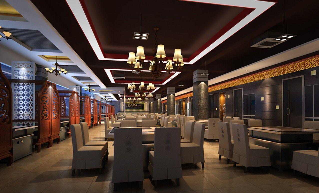 Great Options For Restaurant Lighting Asian restaurants