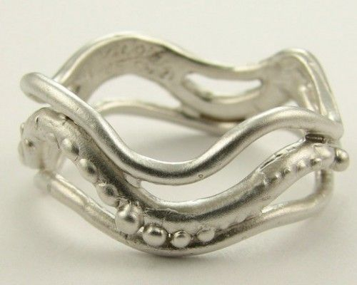 Crazy Impressive And Often One Of A Kind Artistic Wedding Rings From Wexford Jewelers