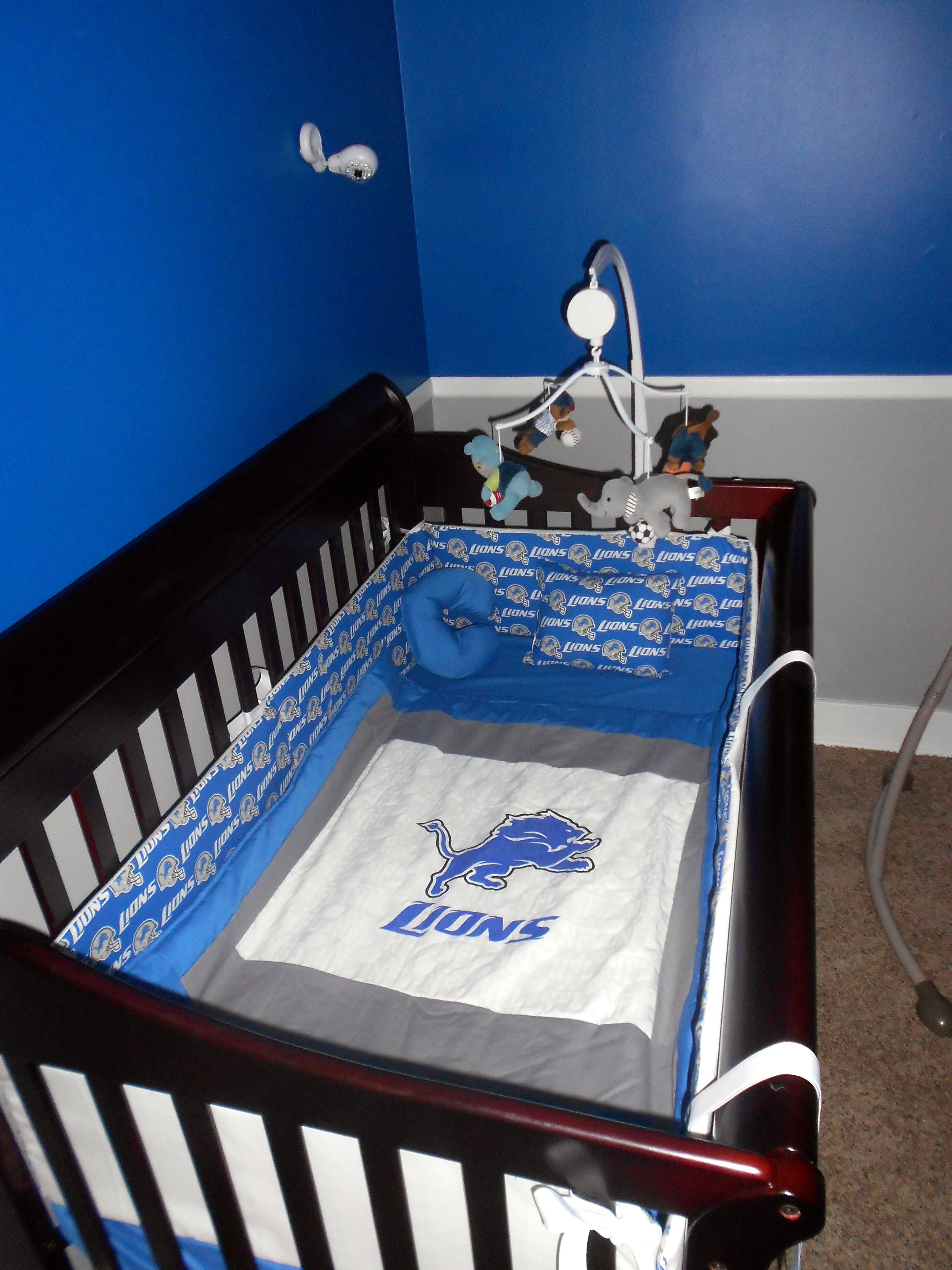 Detroit Lions Nursery Prolly The Best Thing I Ve Ever