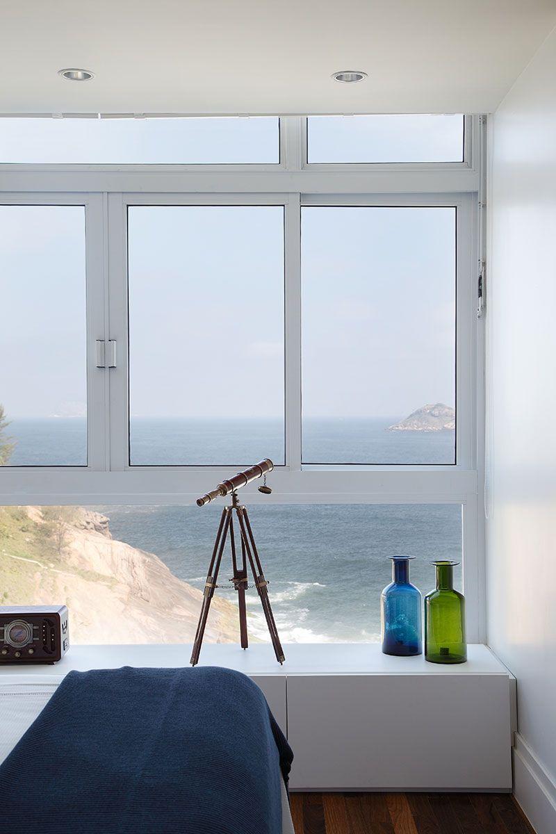 A Sonhada Vista Para O Mar Interiors And House