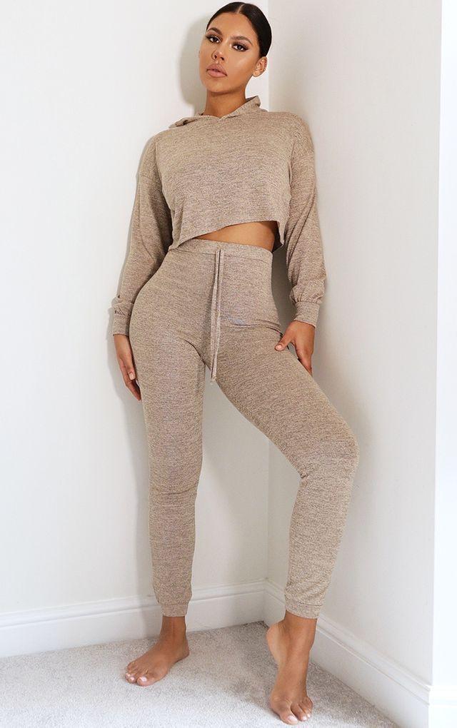 Basic Black Jersey Contrast Sleeve Thong Bodysuit - Tops