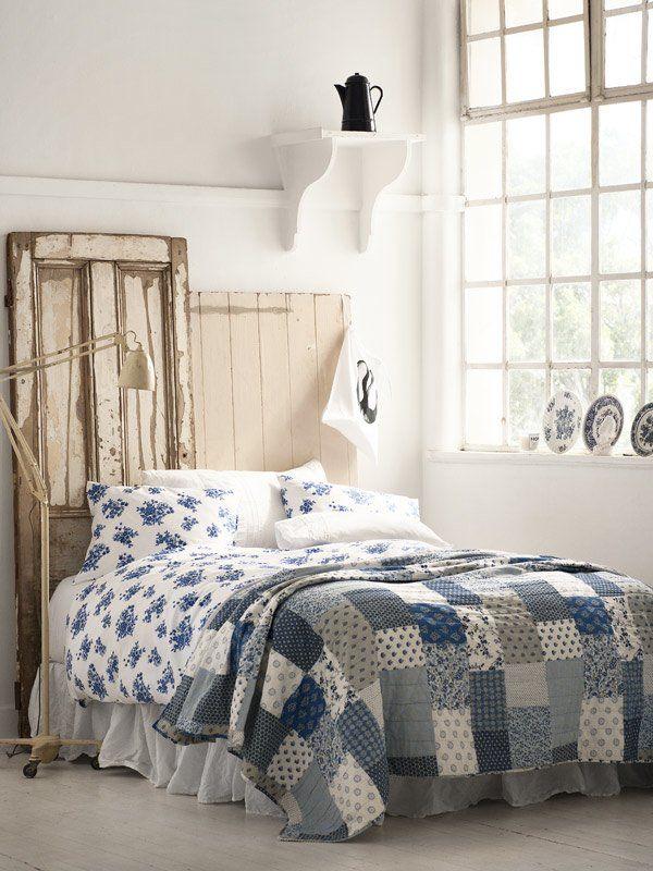 Wohnideen Betthaupt basteln Haus deko, Schlafzimmer